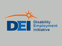 Grey Disability Employment Initiative Logo