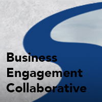 Business Engagement Collaborative Icon